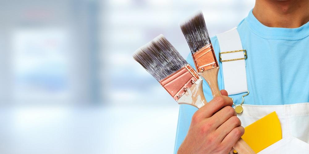 Malowanie tradycyjne za pomocą pędzli