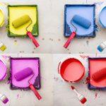 Jak dobierać farby do pomieszczenia?